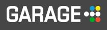 MUBI GARAGE logo