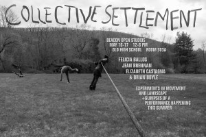 Collective Settlement Poster